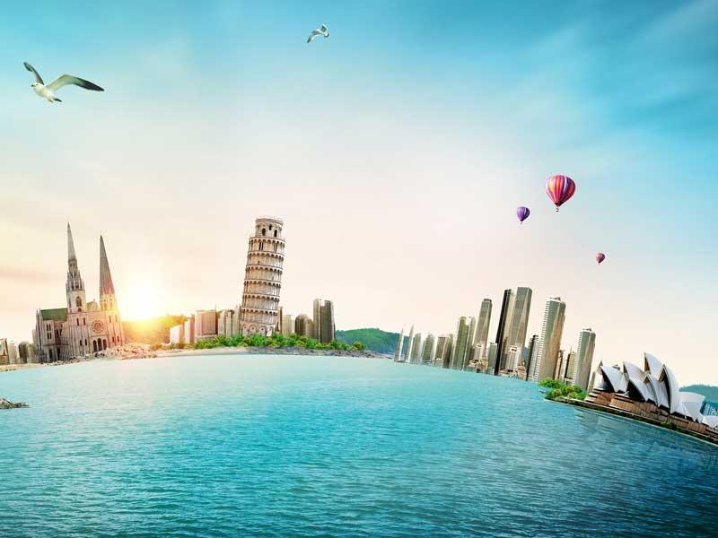 侨外历史项目追踪:美东硅谷生态公寓施工高度开始上升